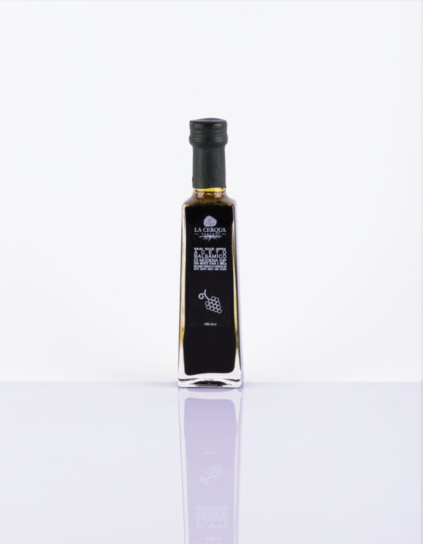Balsamic Vinegar of Modena IGP with Grape Must and Honey