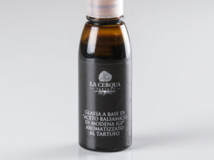 Glassa di Aceto Balsamico di Modena IGP Aromatizzato al Tartufo