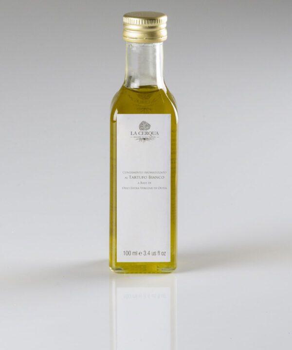 Olio Extravergine di Oliva infuso al Tartufo Bianco