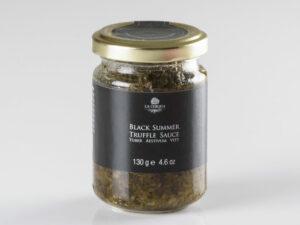 Black Summer Truffle Sauce