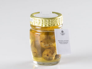 Whole Precious Autumn White Truffles