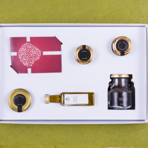 Guilietta's Black and White Truffle Gift