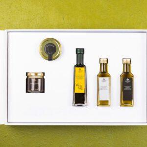 Da Vinci Pacco regalo condimenti italiani