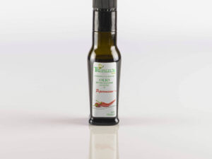 Extra Virgin Italian Olive Oil with Chili Peppers