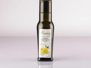 Olio extravergine di oliva e Limone