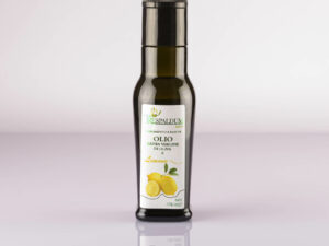 Extra Virgin Italian Olive Oil with Lemon
