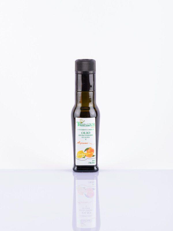 Olio extra vergine di oliva agli agrumi